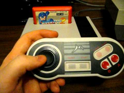 Attack of the Famiclones - Generation NEX and Controllers Review
