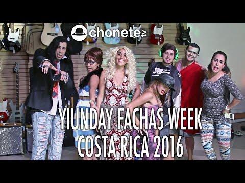YIUNDAY FACHAS WEEK COSTA RICA 2016