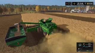 Farming Simulator 17 Timelapse #38   South Mountain Creamery.