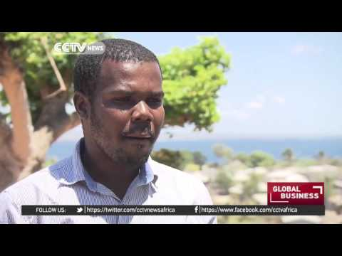 Recent oil discovery of natural gas changing locals' lives in Mozambique