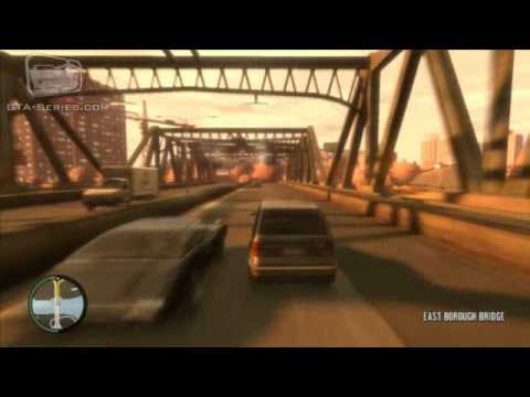 GTA 4 - Mission #16 - Shadow