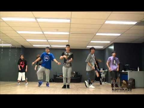 [Clip] แฟนพันธุ์ท้อ (Spy) - Timethai [Dance Practice Kzkfight Concert Ver.]