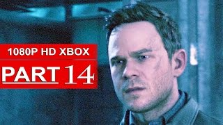 Quantum Break Gameplay Walkthrough Part 14 [1080p HD Xbox One] - No Commentary