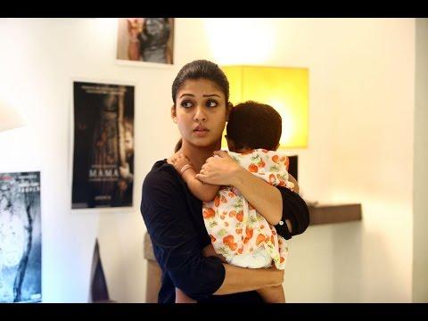 nayantara stills in mayuri movie