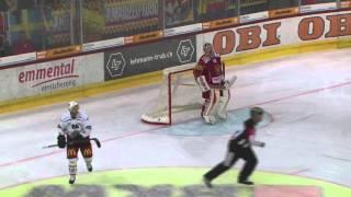 Shootout Langnau vs Lugano 25 settembre 2015