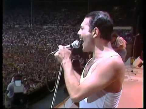 Queen - Live Aid - Wembley 13 July 1985 - Complete Music Videos