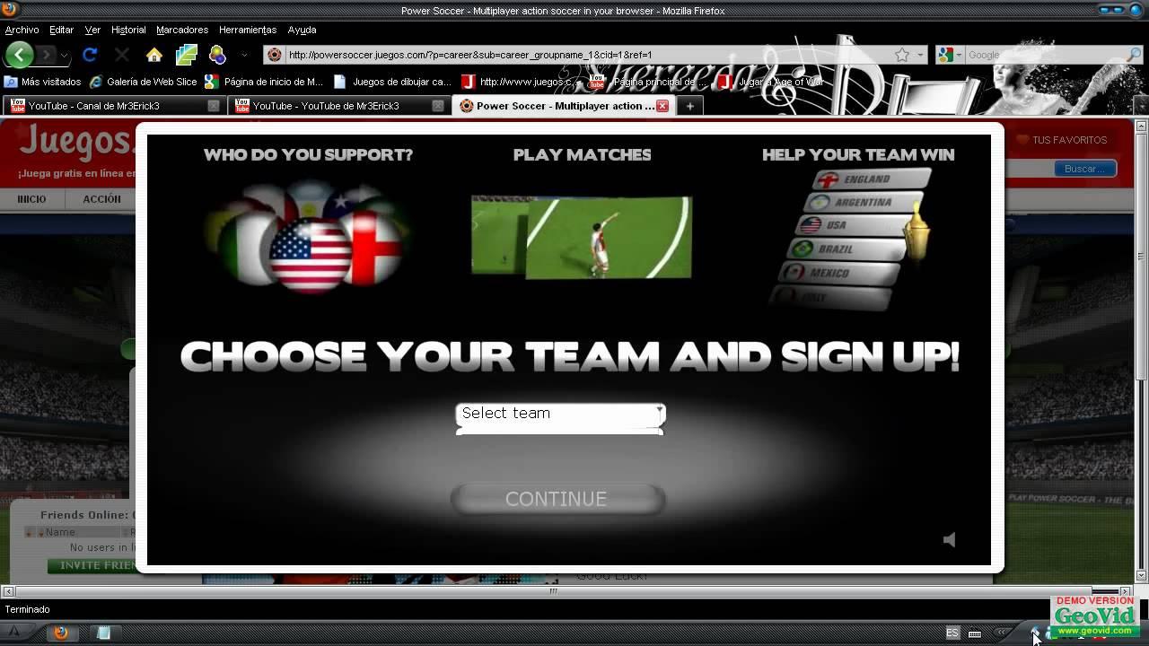 Juego 3d De F Tbol Online Del Mundo Juegalo Gratis En Tu