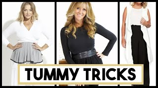 Style Tips | How To Hide Your Tummy Over 50!