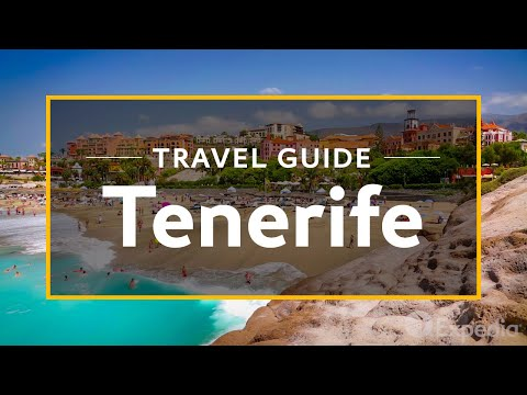 Tenerife Travel Guide Video, Canary (Kanári-szigetek)