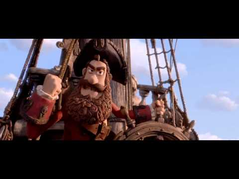 Aardman / Sony presents - THE PIRATES! BAND OF MISFITS (Trailer)