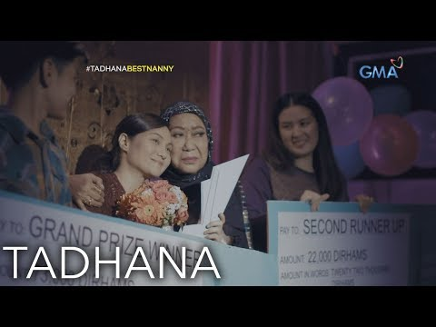 Tadhana: OFW wins 'The Best Nanny' in UAE