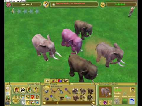 Zoo Tycoon 2 Animal Download part 1