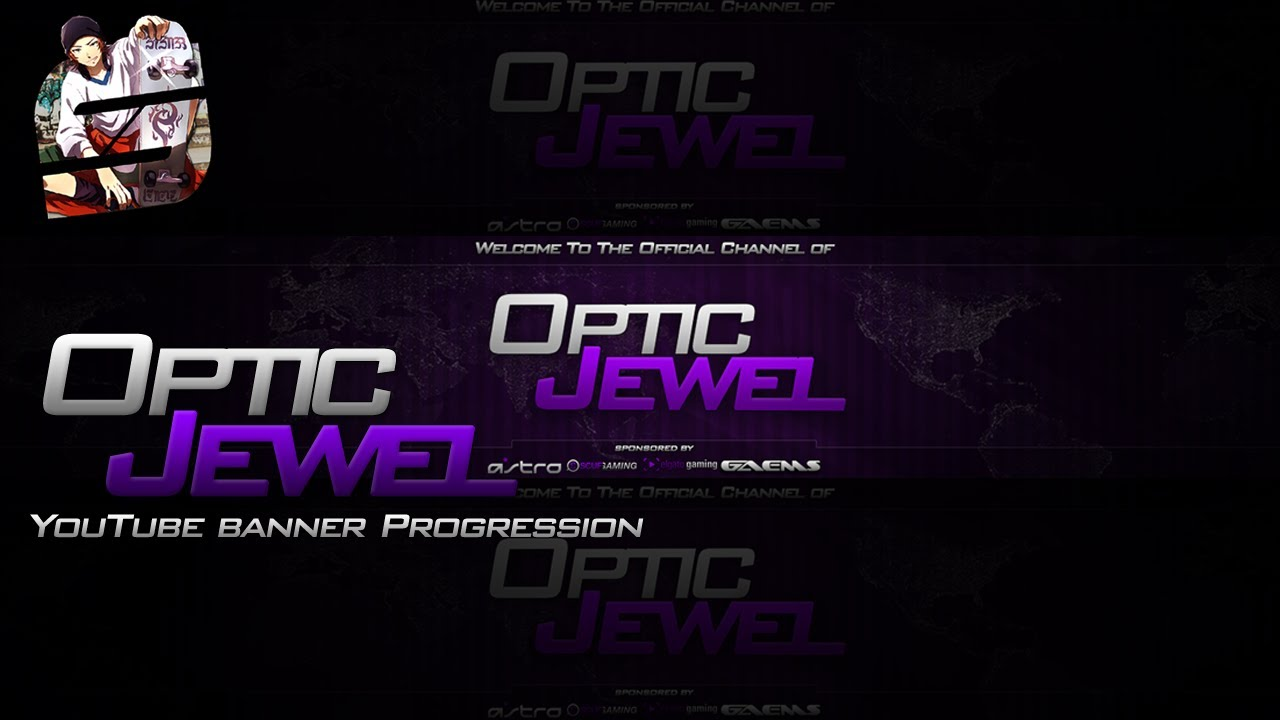 Optic jewel logo
