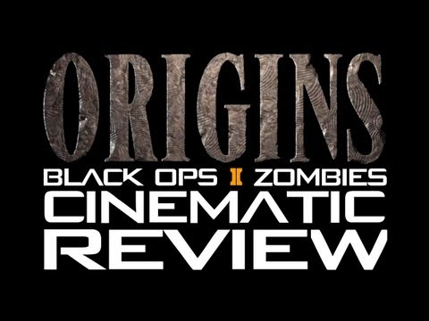 BO2 DLC #4 Zombies: Origins - Opening Cinematic Review