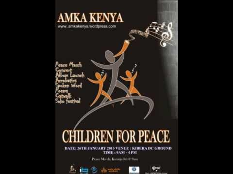 AMKA KENYA Concert Advertisement, Radio, Swahili