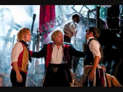Cameron Mackintosh talks Les Miserables on BBC Radio Manchester