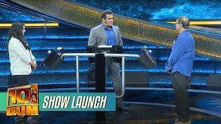 Dus Ka Dum   Full Show Launch   Salman Khan   Sony TV