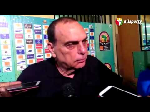 Hot in Eq. Guinea (Avram Grant's Post Match Interview)