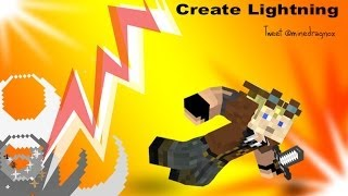 Create Lightning in Minecraft 1 8