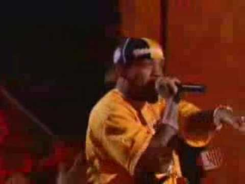 Lloyd banks - On fire (ft. Tony Yayo & 50 cent live pepsi)