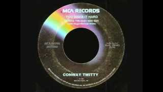 Watch Conway Twitty You Make It Hard To Take The Easy Way Out video