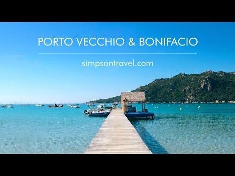 Porto Vecchio & Bonifacio, holidays in Corsica