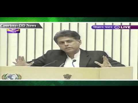 I&B Minister Shri Manish Tewari's address at the 12th Pravasi Bharatiya Diwas