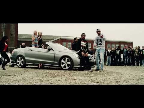 KC Rebell feat. Summer Cem - 600BENZ Remix [prod. by JUH-DEE] official Video