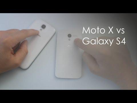 Moto X vs Galaxy S4 confronto da HDblog