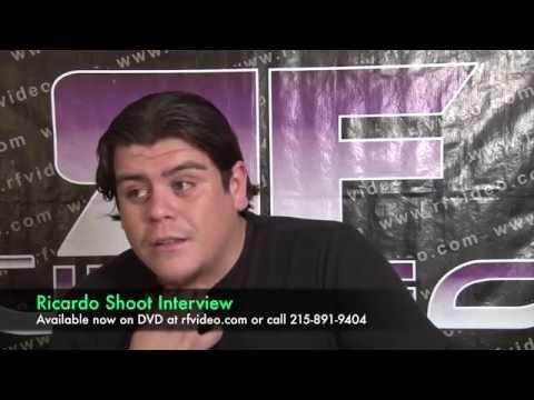 Ricardo Shoot Interview Preview