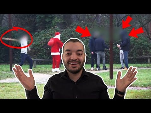 IbraTV a-t-il réalisé une vidéo avec de faux racketteurs?