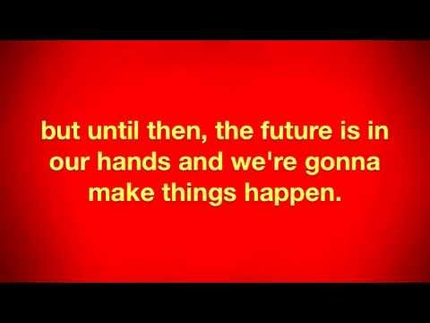 Mcdonald's Kiddie Crew Theme Song - Make It Happen (lyric Video) video