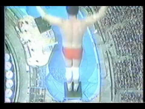 World Record Highest Dives (Randy Dickison 174'8