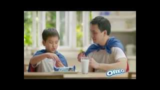 Phim quảng cáo Oreo Vietnam - Diễn viên Chi Bảo 2012