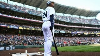 Ken Griffey Jr  Career Highlights