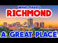 RICHMOND, VIRGINIA - The TOP 10 Places you NEED to see!