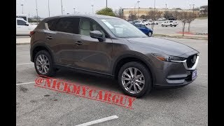 2019 Mazda CX-5 Grand Touring Walk Around Video