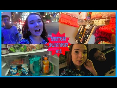 Apartment Organizing, Grocery Haul & Reuniting with Friends!! (SS #13)