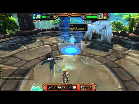 How to beat Cymre Brightblade - WoD Beta - Mistels Pet Battles