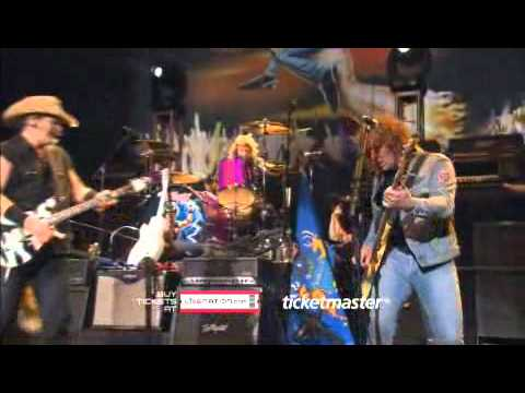 STYX, REO Speedwagon&Ted Nugent - The Midwest Rock 'n' Roll Express 2012