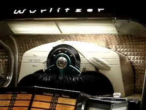Wurlitzer 1956 playing I wanna be around by Grady Martin