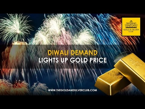 The Gold & Silver Club | Commodities Trading | 119 - Diwali Demand Lights Up Gold Price