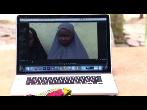 Video depicts Nigerian girls kidnapped by Boko Haram