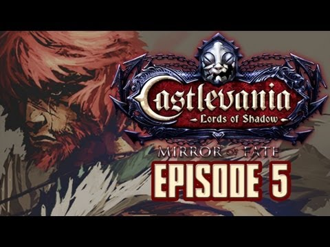 Castlevania LoS Mirror of Fate FULL GAME Walkthrough Part 5 w/Zeroxshinobi