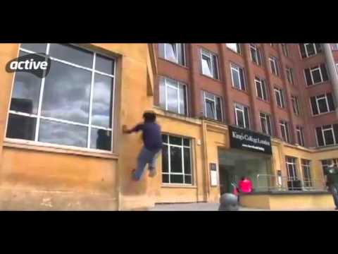 Chima Akenzua - Parkour & Freeruning