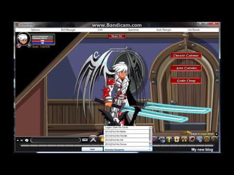 =AQW= Le Bot 8.0 New Update! ( 2013 )