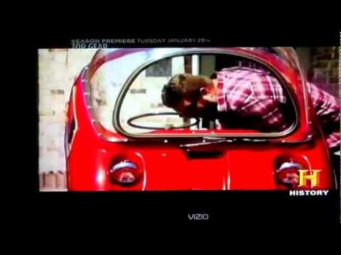 Top gear: small cars(smallest car)