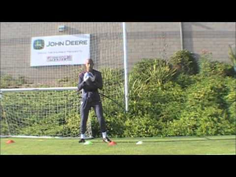 PGKA: Tim Howard training session part 2