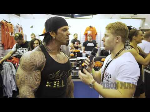 """Rich Piana: """"I don't compete. I'm all about making money."""" #1"""