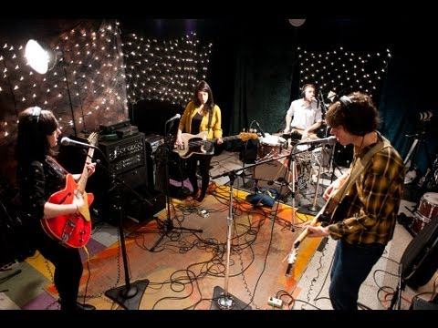 Veronica Falls - Bad Feeling (Live on KEXP)